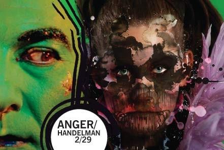 Anger / Handelman