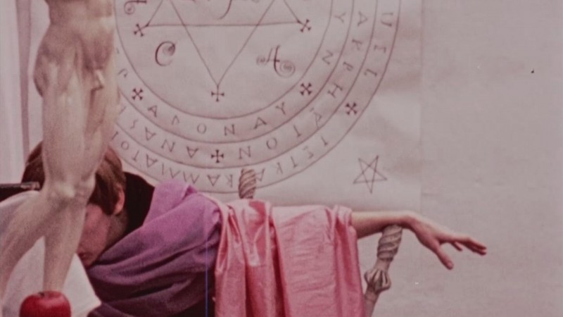 Cameron in Film: a new moon invocation