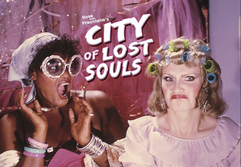 City of Lost Souls (with Weirdo Night!)