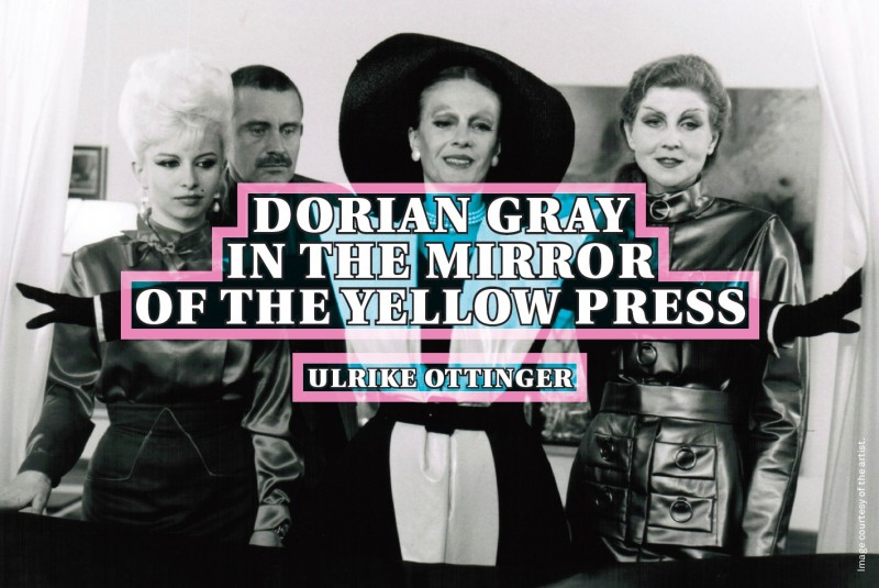 Dorian Gray in the Mirror of the Yellow Press