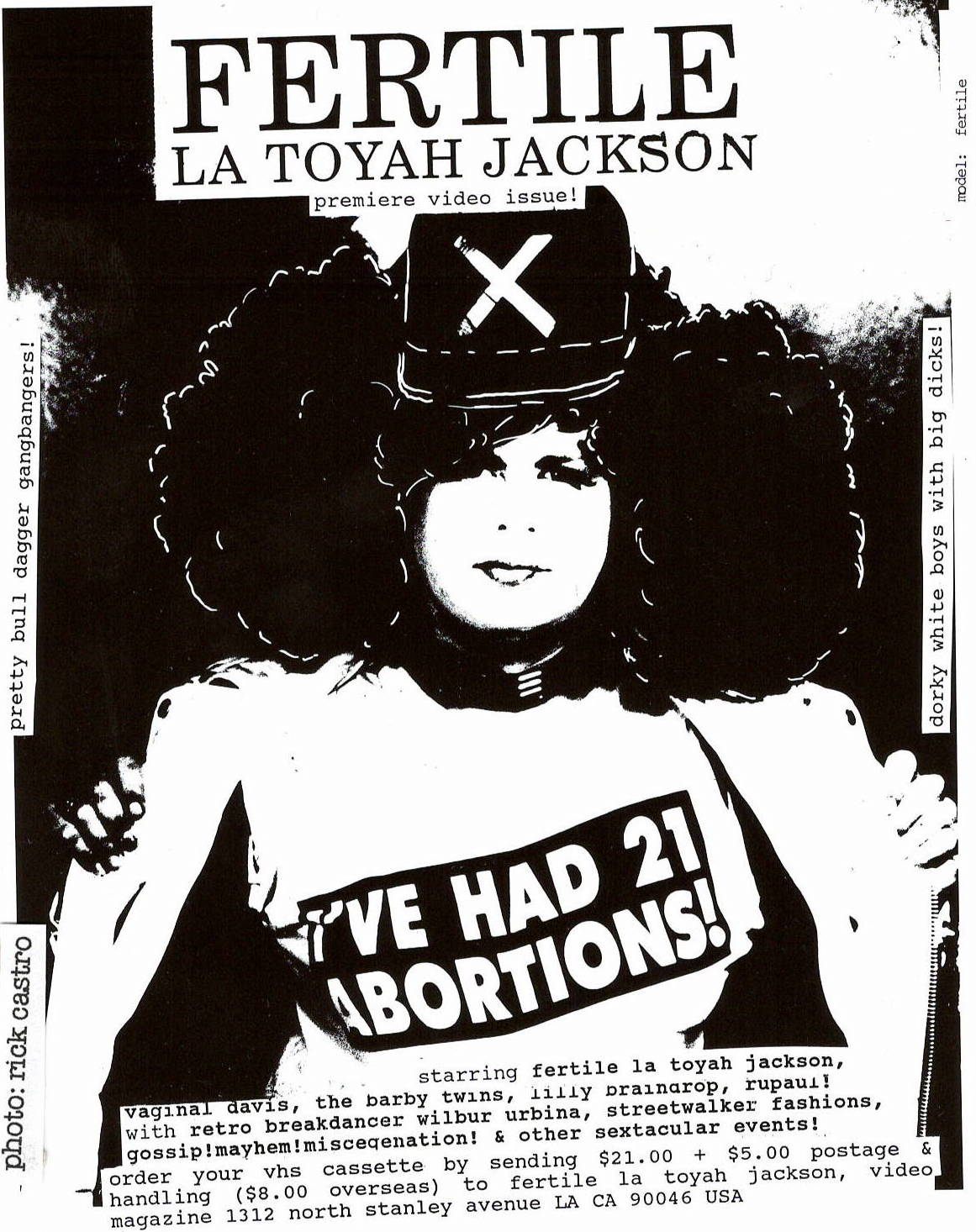 Fertile La Toyah Jackson