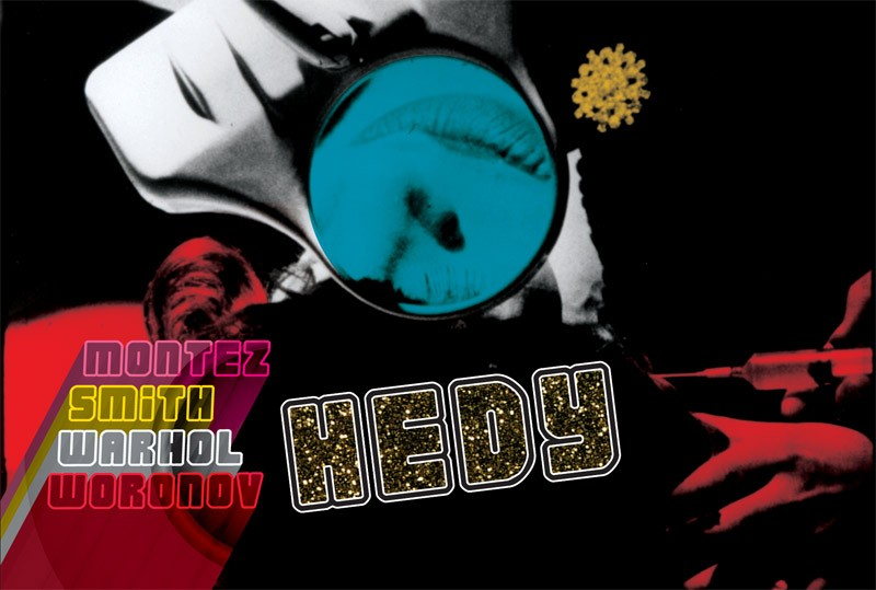 Andy Warhol's HEDY