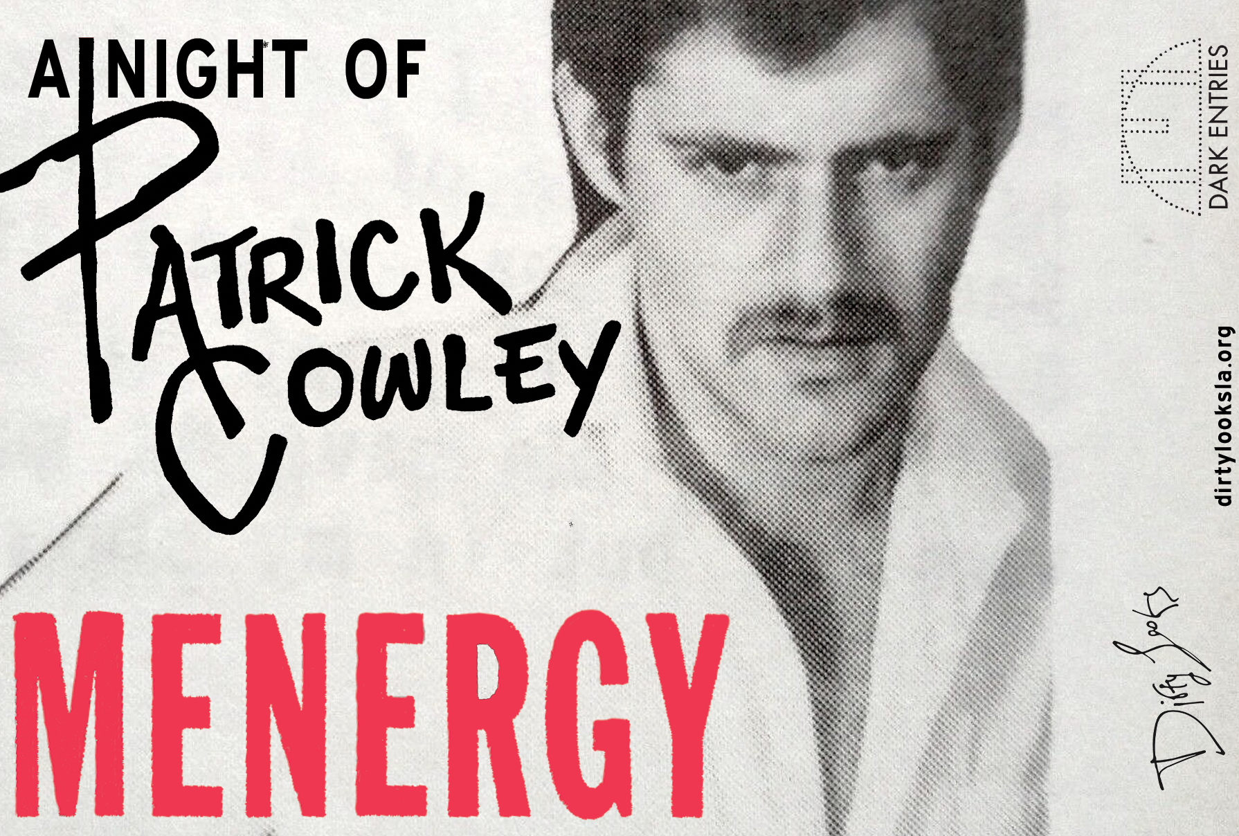 MENERGY: A Night of Patrick Cowley